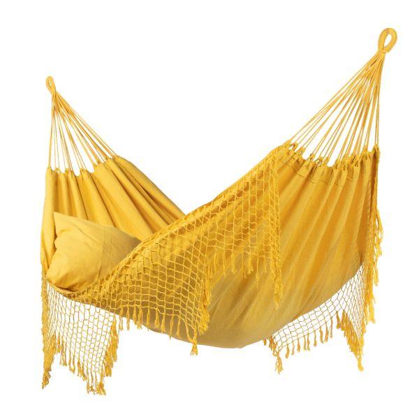 Fine Yellow XXL Hængekøje