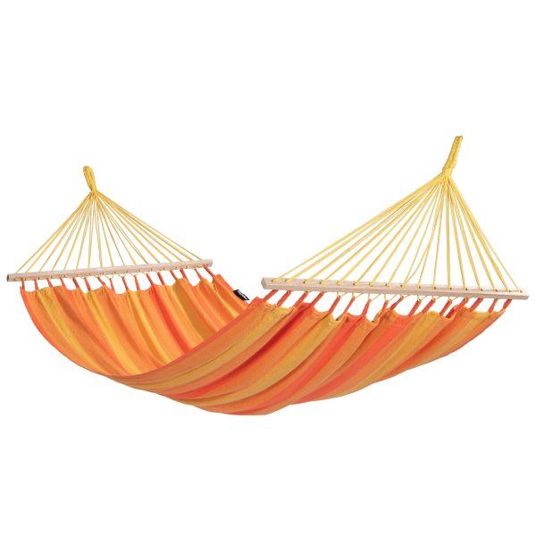 Relax Orange Enkelt Hængekøje