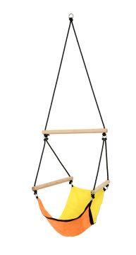 Swinger Yellow Børnehængekøjestole