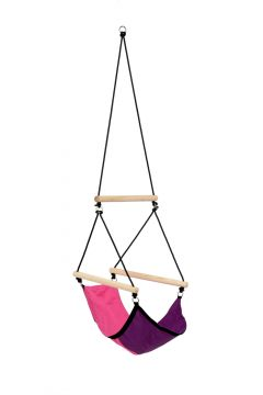 Swinger Pink Børnehængekøjestole