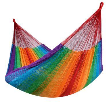 Cacun Rainbow XXL Hængekøje
