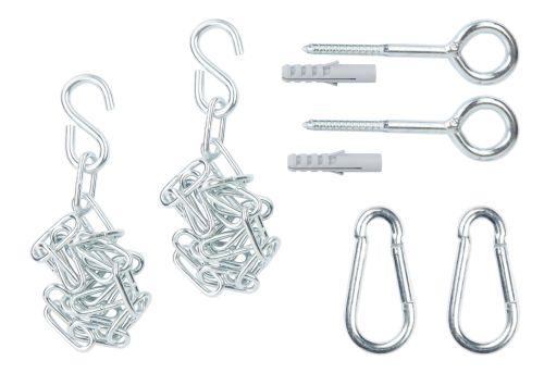 Complete Metal Hængekøje ophængning