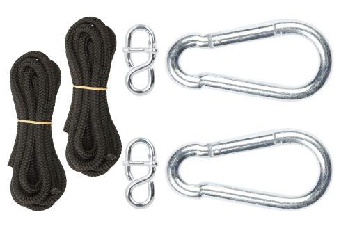 Simple Black Hængekøje ophængning