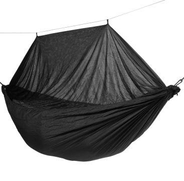 Mosquito Black Enkelt Friluft Hængekøje