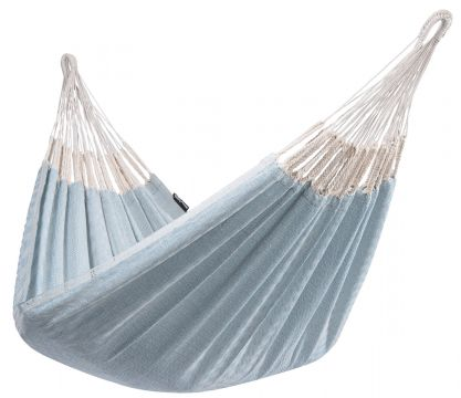 Natural Blue Enkelt Hængekøje