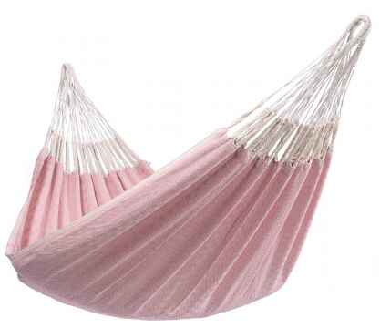 Natural Pink Enkelt Hængekøje