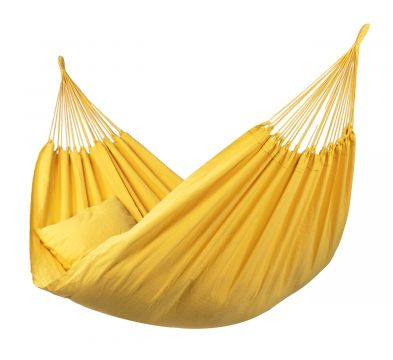 Organic Yellow Dobbelt Hængekøje