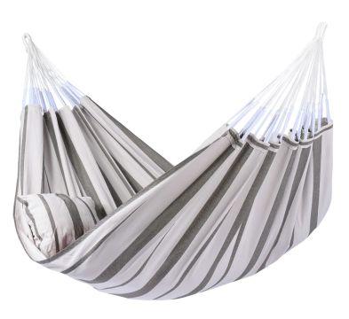 Stripes Silver XXL Hængekøje