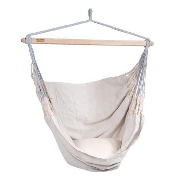 Comfort Pearl Enkelt Hængekøjestole