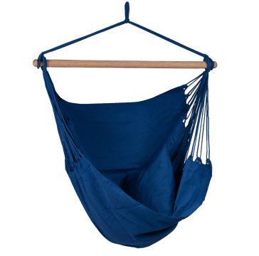Organic Blue Enkelt Hængekøjestole