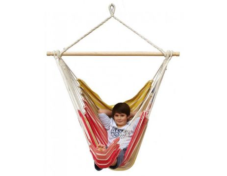 Tropical Earth Lounge Enkelt Hængekøjestole