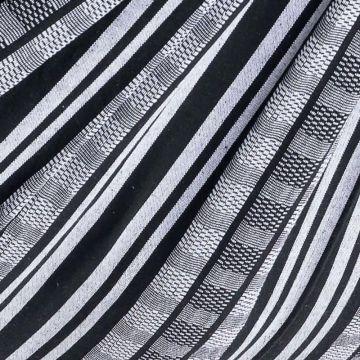Comfort Black White Lille tæppe