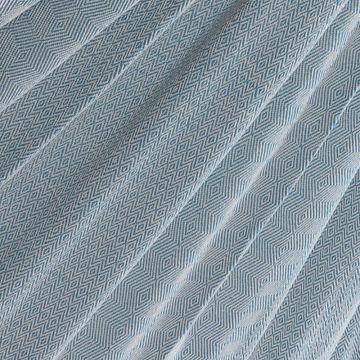 Natural Blue Lille tæppe
