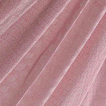 Natural Pink Lille tæppe