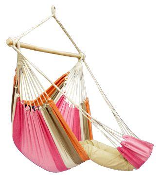 Tropical Lychee Lounge Enkelt Hængekøjestole