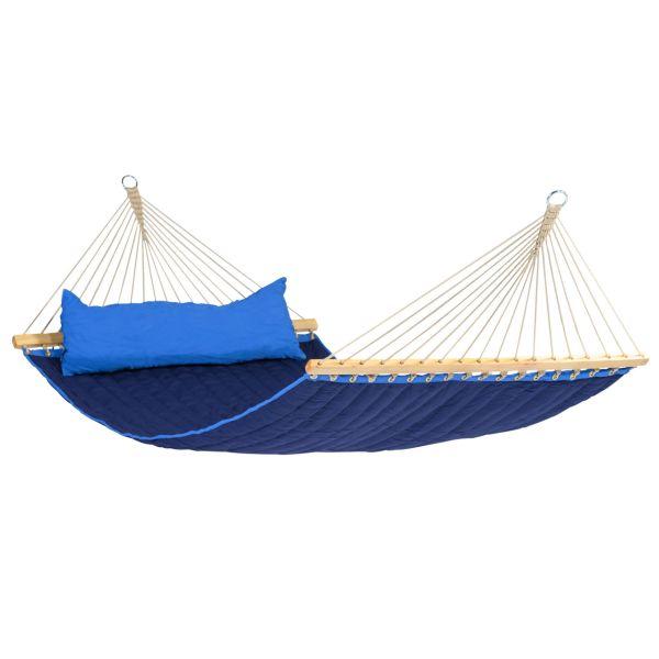 'American' Blue Dobbelt Hængekøje