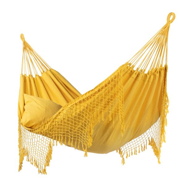 'Fine' Yellow XXL Hængekøje