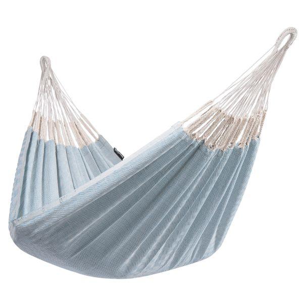 'Natural' Blue Enkelt Hængekøje