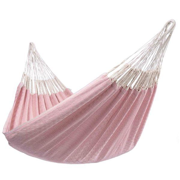 'Natural' Pink Enkelt Hængekøje