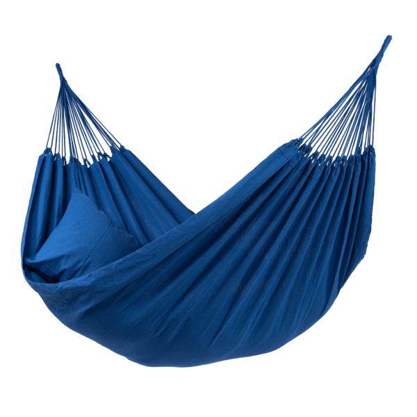 'Plain' Blue Enkelt Hængekøje