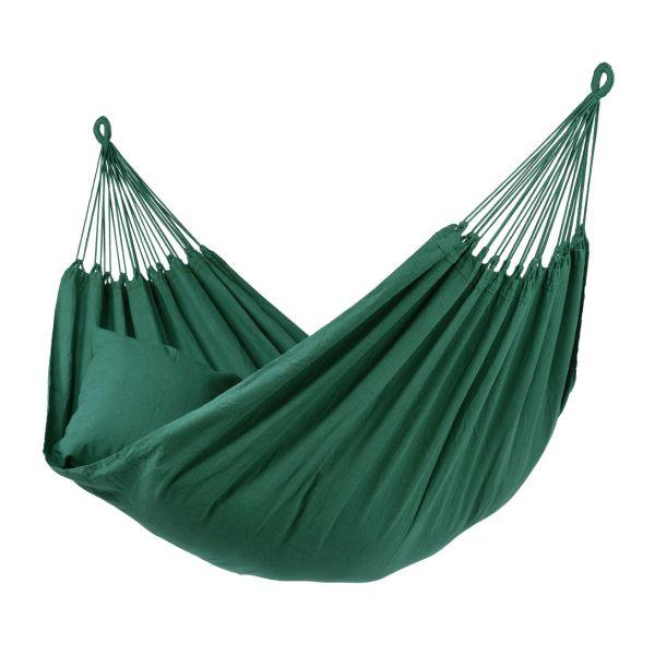 'Plain' Green Enkelt Hængekøje