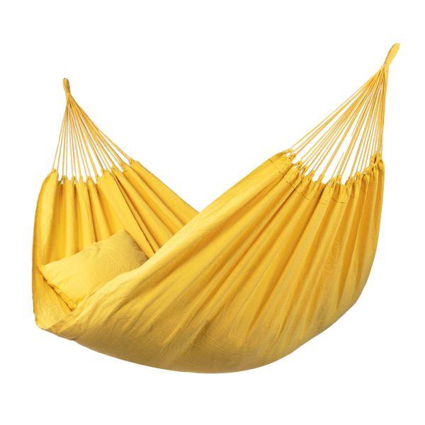 'Plain' Yellow Enkelt Hængekøje