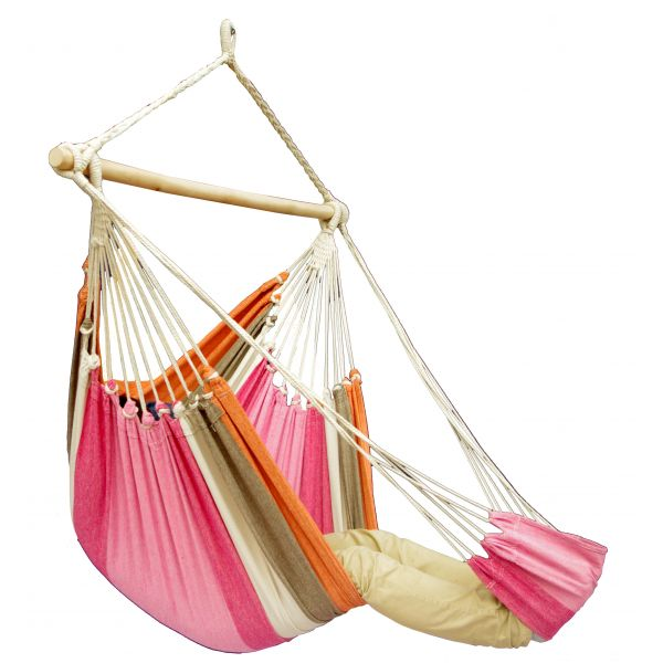 'Tropical' Lychee Lounge Enkelt Hængekøjestole