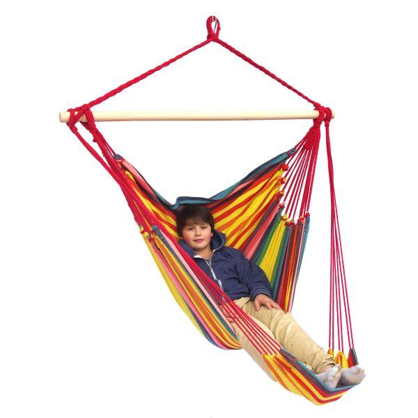 'Tropical' Sunny Lounge Enkelt Hængekøjestole